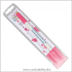 Culpitt Food Pen - Edible Ink - Pink. Original product image, © Cookability