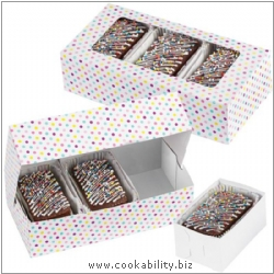 Culpitt Treat Boxes. Original product image, © Cookability