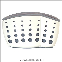 Cookability Casabella Sink Sider. Original product image, © Cookability