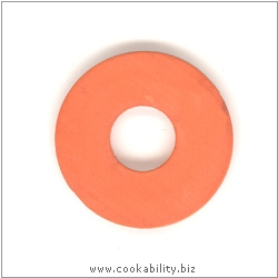 Cookability Swing Top Bottle Seals. Original product image, © Cookability