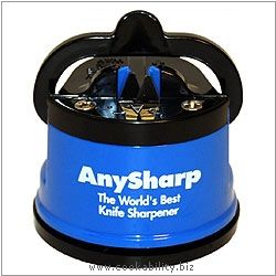Cookability Anysharp Knife Sharpener. Derived work from original images, © Eddingtons Ltd, used with permission.