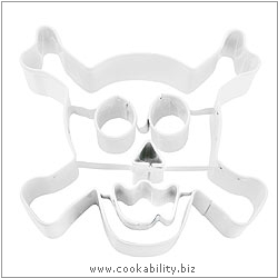 Eddingtons Skull and Crossbones Cutter. Derived work from original images, © Eddingtons Ltd, used with permission.