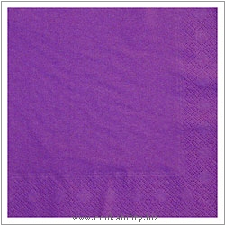 Deeptone Light Purple Napkins. Derived work from original images, © Edsol, used with permission.