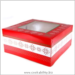 Cookability Christmas Food Boxes. Original product image, © Cookability