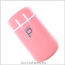 Foodpod Candy Food Flask. Original product image, © Cookability