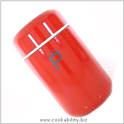 Foodpod Flame Food Flask. Original product image, © Cookability