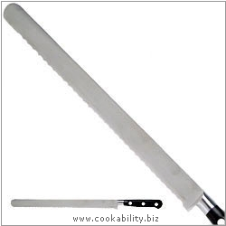 Sabatier Flexible Ham / Salmon Slicer. Original product image, © Cookability