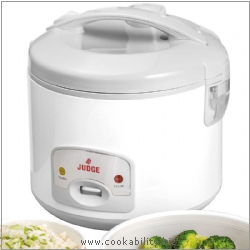 Electricals Rice Cooker. Derived work from original images, © Horwood Homewares Ltd, used with permission.