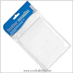 Kitchencraft Butter Muslin. Original product image, © Cookability