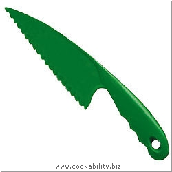 Kitchencraft Lettuce Knife. Derived work from original images, © Thomas Plant 2006 and prior, used with permission.