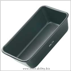 Bakeware Seamless Loaf Pan. Derived work from original images, © Thomas Plant 2006 and prior, used with permission.