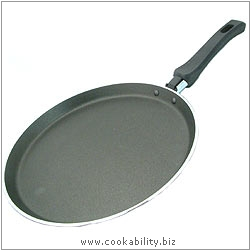Kitchencraft Pancake Pan. Original product image, © Cookability