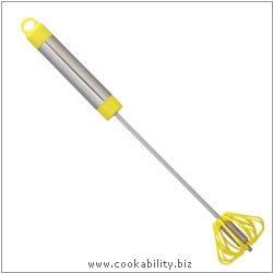 Kitchencraft Turbo Hand Whisk. Original product image, © Cookability