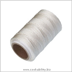Cookability Cooking String. Original product image, © Cookability