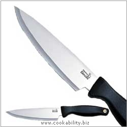 Kitchen Devils Cooks Knife. Original product image, © Cookability