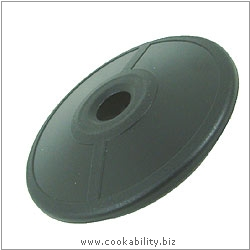 Duromatic Spares Valve Housing Black. Original product image, © Cookability