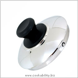Cookability Aga Classic Kettle Replacement Lid. Original product image, © Cookability