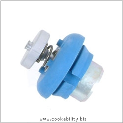 Duromatic Spares Push-in SI Valve. Original product image, © Cookability