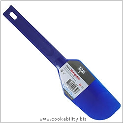 Cooks' Tools Blue Maxi Spatula. Original product image, © Cookability