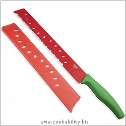 Colori 1 Melon Knife. Original product image, © Cookability