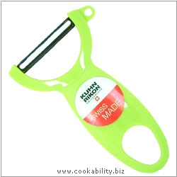 Peelers Swiss Peeler Lime. Original product image, © Cookability