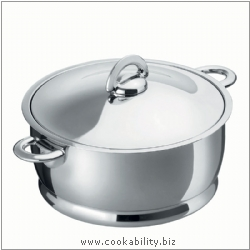 Durotherm Inox Casserole. Derived work from original images, © Kuhn Rikon (UK) Ltd, used with permission.