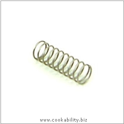 Duromatic Spares Valve Spring. Original product image, © Cookability