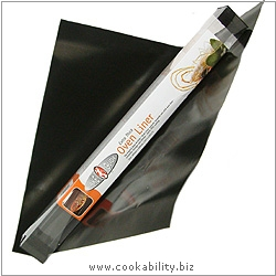 Multigrade Oven Liner Extra Thick. Original product image, © Cookability