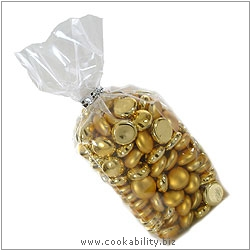 Cookability Cello Bags. Original product image, © Cookability