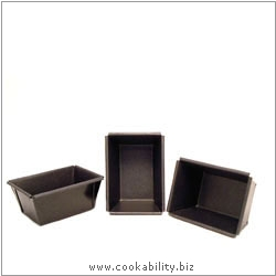 Bake 'n' Roast Mini Loaf Tins. Original product image, © Cookability