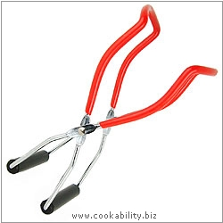 Cookability Jar Tongs. Original product image, © Cookability