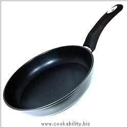 Cookability I-cook Frypan non-stick. Original product image, © Cookability