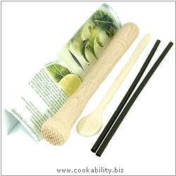 Cookability Mojito Kit. Original product image, © Cookability