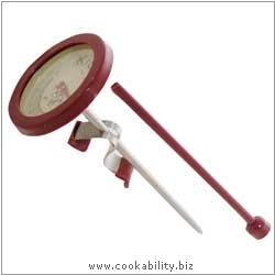 Kilner Thermometer and Lid Lifter. Original product image, © Cookability