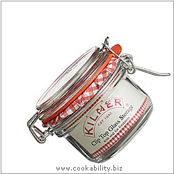 Kilner Preserving Jars. Derived work from original images, © Rayware Ltd, used with permission.