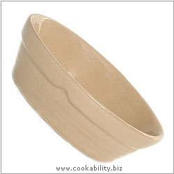 Mason Cash Oval Baker. Original product image, © Cookability