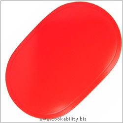Peking Tablemat Vinyl Red. Original product image, © Cookability