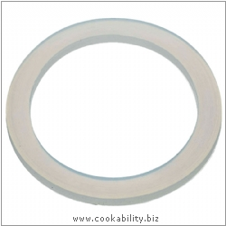 Stellar Gasket for Stellar SC64 and SM53 Espresso Maker. Original product image, © Cookability