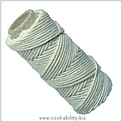 Cookability Trussing String. Original product image, © Cookability