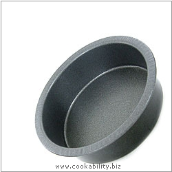 Bake 'n' Roast Individual Deep Pie Tin. Original product image, © Cookability