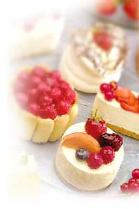 Photo of fruit desserts