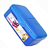 BPA Free Lunch Container Slimeline Quaddie