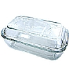 Cookability Glass Butter Dish