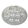 Cookability Snail Plate 12 Cup