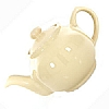 Brights Teapot  Cream