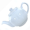 Brights Teapot  White