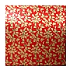 Cookability Christmas Cake Board Square Red