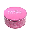 Happy Jackson Happiness Lies Within Tin