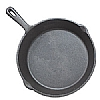 This category contains: Kitchencraft Cast Iron Griddle, Kitchencraft Cast Iron Grill Pan Square, Kitchencraft Round Grill Pan,