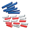 Kitchencraft Bag Clips Assorted